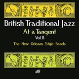 British Traditional Jazz At A Tangent Vol 8