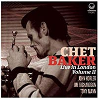 Chet Baker Live In London II