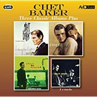 Chet Baker Three Classic Albums Plus