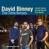 David Binney The Time Verses