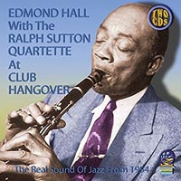 Edmond Hall Ralph Sutton album