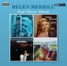 Helen Merrill Four Classic Albums