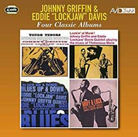 Johnny Griffin Eddie Davis Four Classic Albums