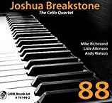 Joshua Breakstone Cello Quartet 88