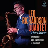 Leo Richardson Quartet The Chase