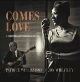 Patrice Williamson and Jon Whetley Comes Love