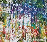 Pete Oxley and Nicolas meier The Colours of Time