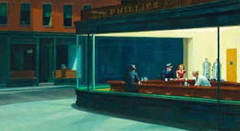 Edward Hopper Nighthawks