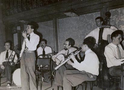 Eric Silk and his Southern Jazz Band