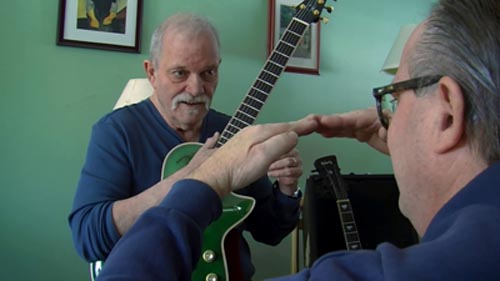 John Abercrombie and Ric McCurdy