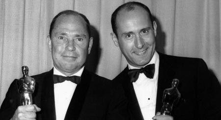 Johnny Mercer and Henry Mancini