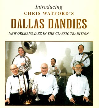 Mick Clift with the Dallas Dandies