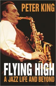 Peter King Flying High book