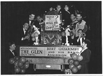 Bert Quarmby Band
