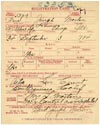 Jelly Roll Morton Draft card