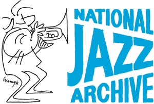 National Jazz Archive logo